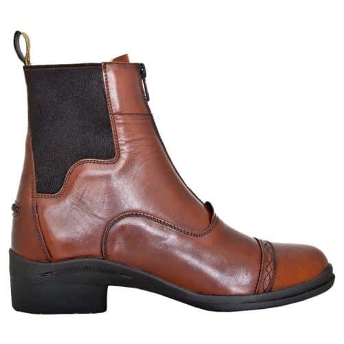 HW90400-CHO - Paddock Zip Boot - Inner Side - Left Foot (Square) 3