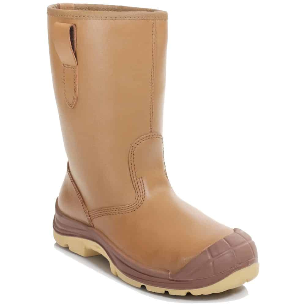 PB42LC - Lined Rigger Boot - Right Angle (Square)