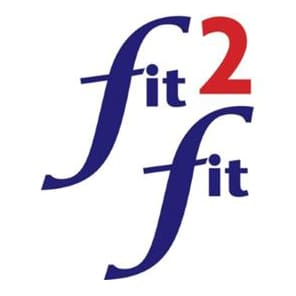 fit2fit Logo (Square)